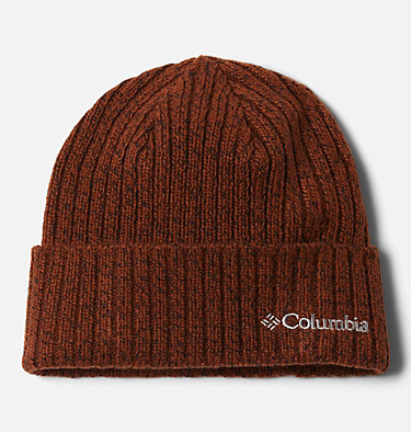 Columbia Watch Cap II Columbia™ Watch Cap | 613 | O/S, Dark Amber, Black Marled, front