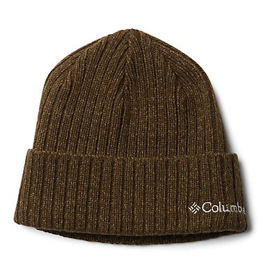 Columbia Watch Cap II Unisex Columbia™ Watch Cap | 461 | O/S, Olive Green, Olive Brown Marled, front