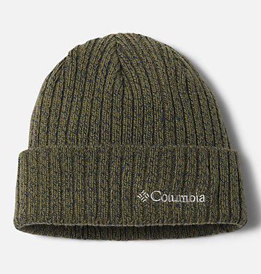 Columbia Watch Cap II Columbia™ Watch Cap | 613 | O/S, Stone Green, Collegiate Navy Marled, front