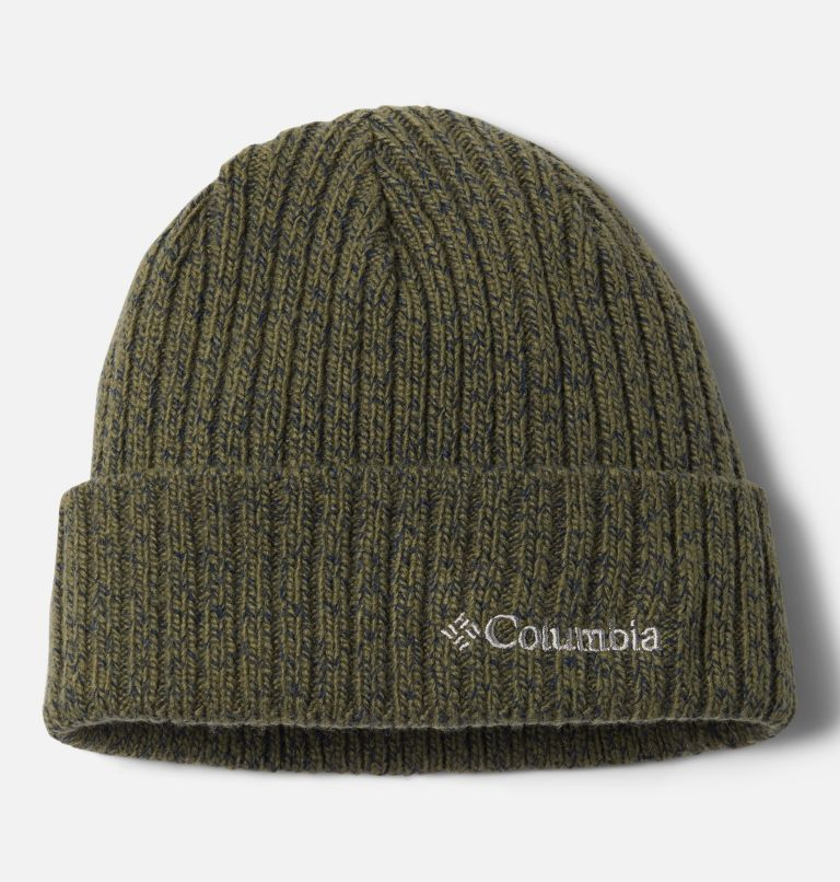Columbia™ Watch Cap | 397 | O/S Columbia Watch Cap II, Stone Green, Collegiate Navy Marled, front
