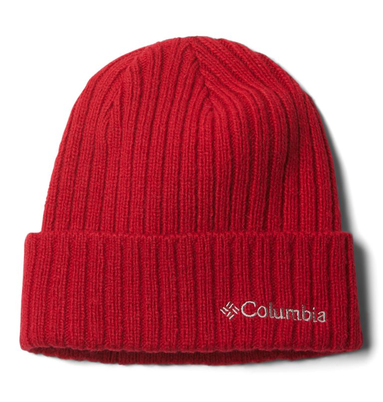 Columbia™ Watch Cap | 613 | O/S Columbia Watch Cap II, Mountain Red, front