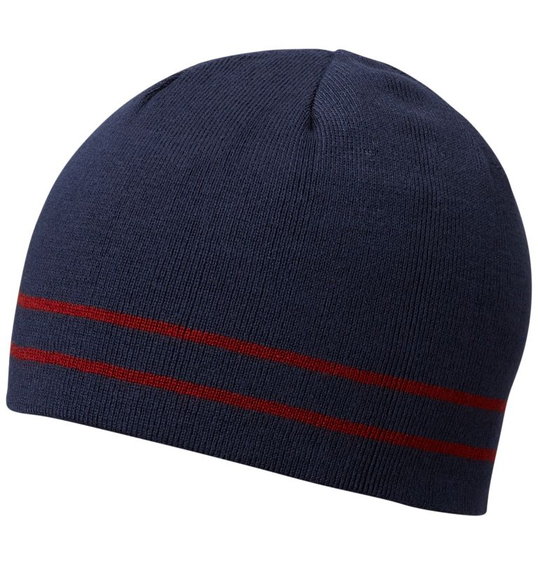 Urbanization Mix™ Beanie | 468 | O/S Urbanization Mix™ Reversible Beanie, Collegiate Navy, Shadow Logo, a2