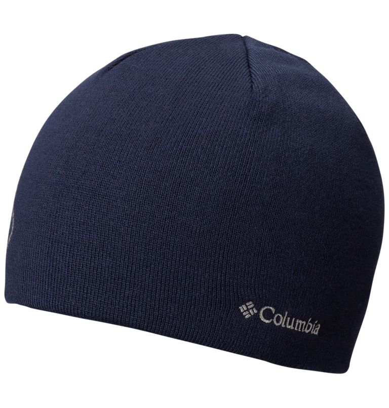 Urbanization Mix™ Beanie | 468 | O/S Urbanization Mix™ Reversible Beanie, Collegiate Navy, Shadow Logo, front