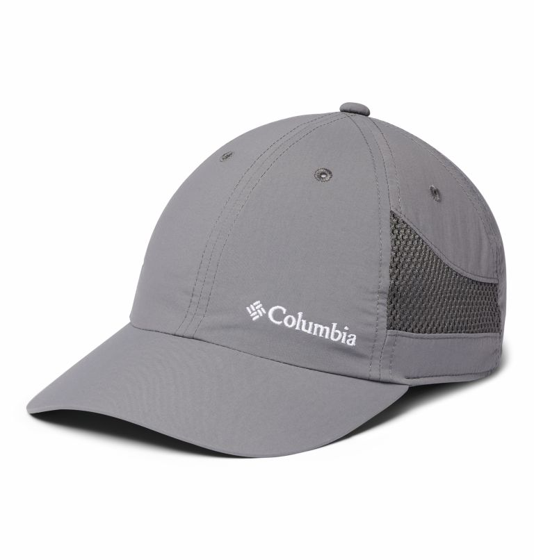 Tech Shade™ Hat | 023 | O/S Tech Shade™ Unisex Hat, City Grey, front