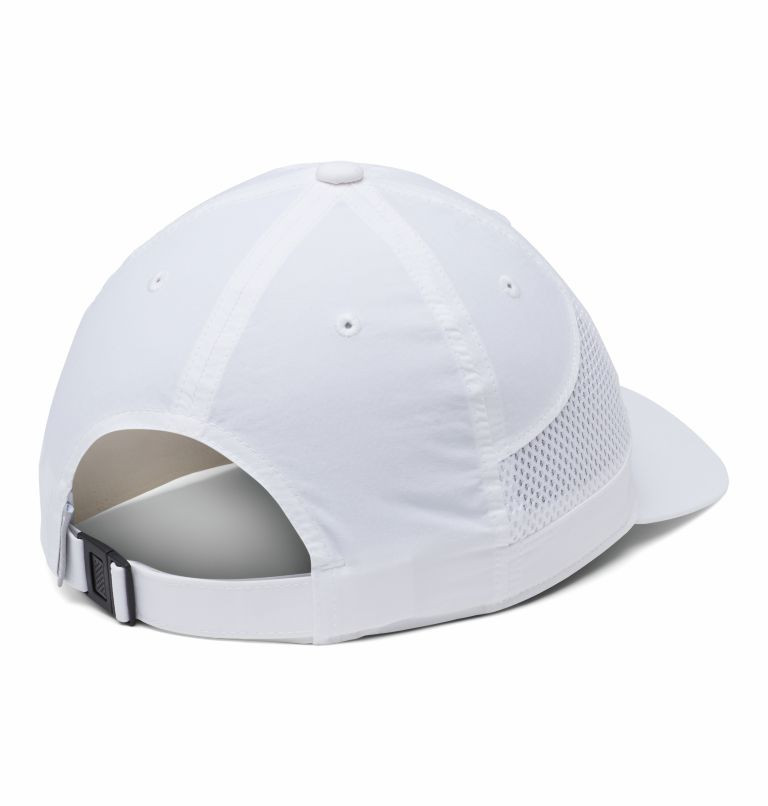 Tech Shade™ Hat | 101 | O/S Tech Shade™ Unisex Hat, White, White, back