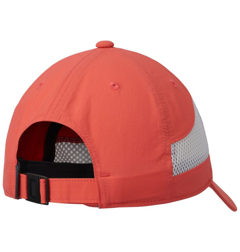 Tech Shade™ Hat | 633 | O/S Casquette Tech Shade™ Unisexe, Red Coral, back