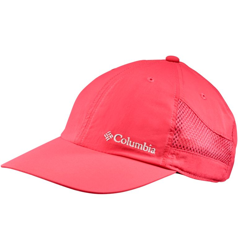 Tech Shade™ Hat | 653 | O/S Gorra Unisex Tech Shade™, Red Camellia, front