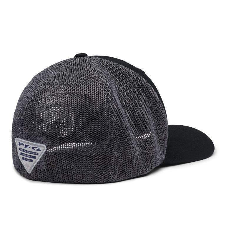 Junior Mesh™ Ball Cap   013   O/S Junior PFG Mesh™ Ball Cap, Black, Graphite, Fish, back