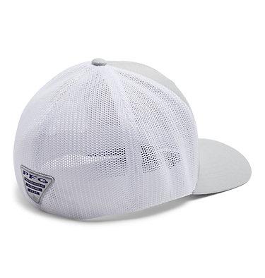 Junior Mesh™ Ball Cap Junior Mesh™ Ball Cap | 689 | O/S, Cool Grey, Vivid Blue, PFG Hook, back