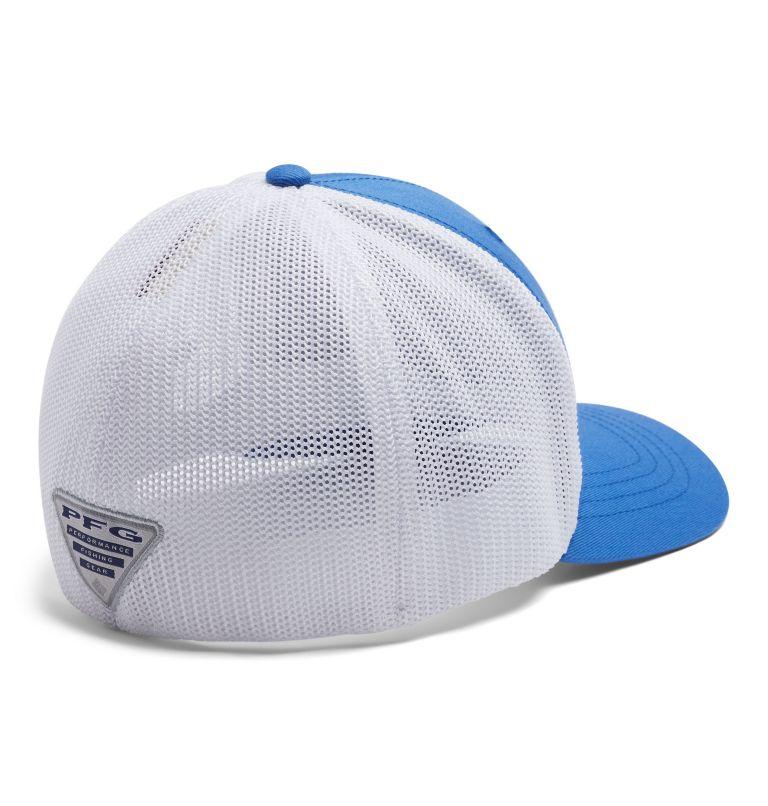 Junior Mesh™ Ball Cap   487   O/S Junior PFG Mesh™ Ball Cap, Vivid Blue, Marlin, back