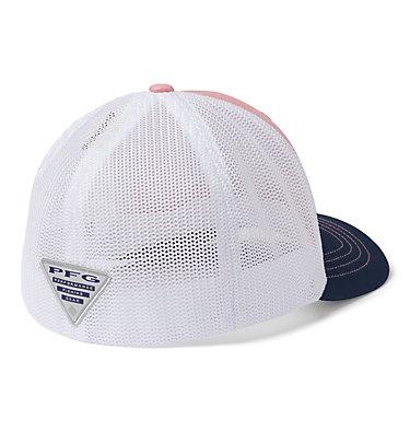 Junior Mesh™ Ball Cap Junior Mesh™ Ball Cap | 689 | O/S, Pink Orchid, Coll Navy, PFG Hook, back