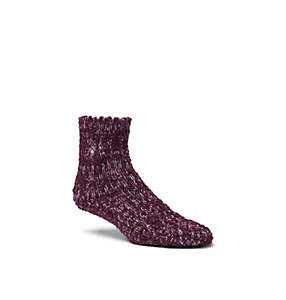 Women's Soft, Slub Crew Sock