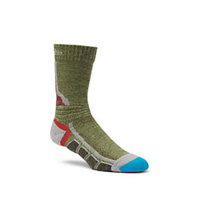 Space Dye Hiking Crew Sock