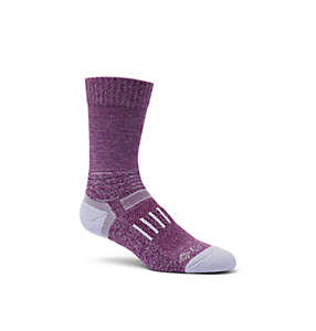 On the Right Path Hike Lightweight Crew Sock