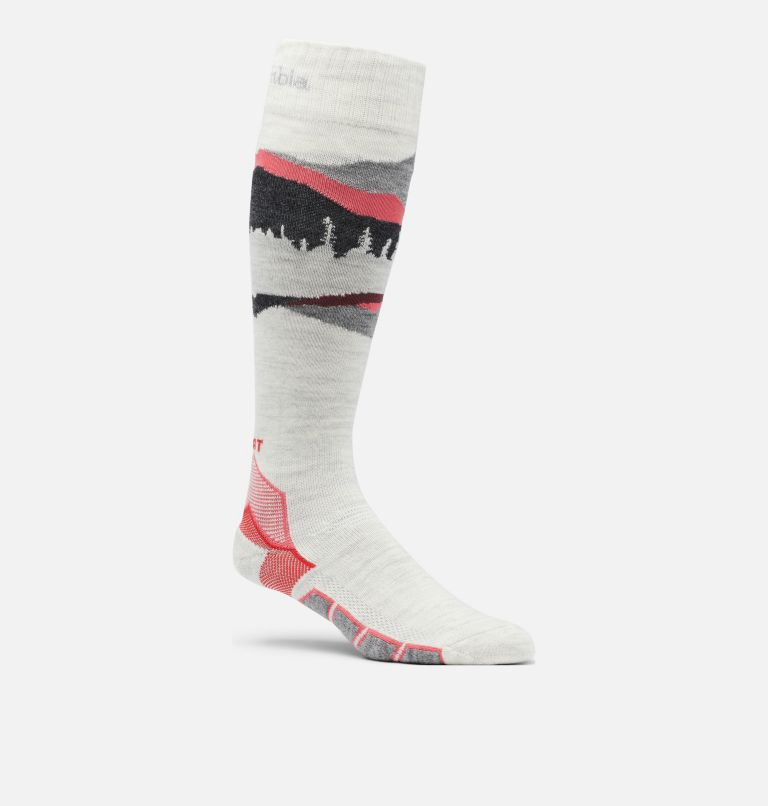 Ski Over-the-Calf NW MTN Range Medium Weight Socks Ski Over-the-Calf NW MTN Range Medium Weight Socks, front