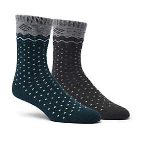Women's Dottie Wool Crew Sock - 2 Pack