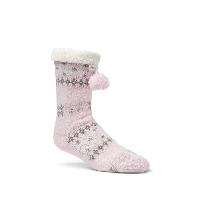 Women's Fair Slipper Socks Women's Fair Slipper Socks, front