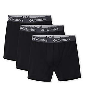 Men's Poly Stretch Boxer (3 pack)