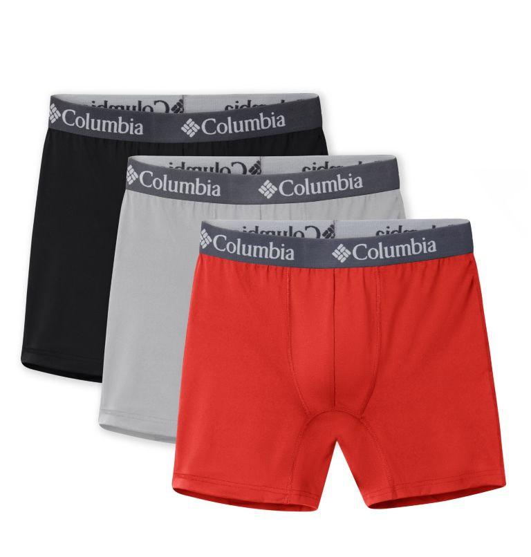 Men's Poly Stretch Boxer (3 pack) Men's Poly Stretch Boxer (3 pack), front