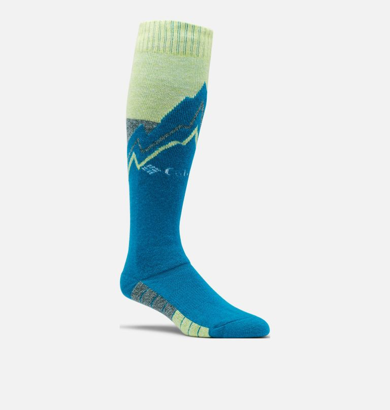 Mountain Peak Over-the-Calf Ski Medium Weight Socks - 1 Pair Mountain Peak Over-the-Calf Ski Medium Weight Socks - 1 Pair, front