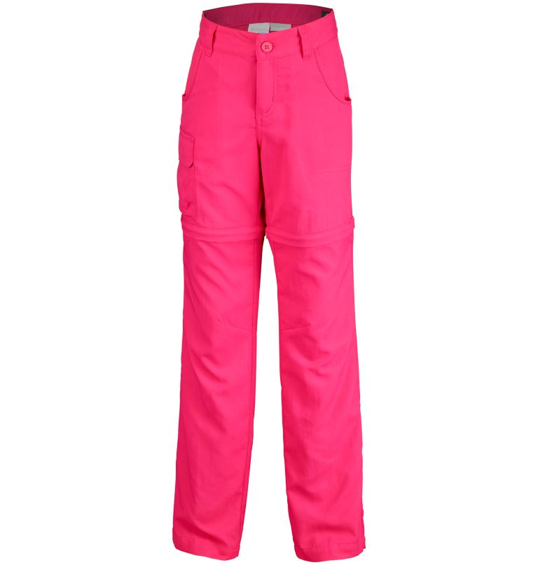Pantaloni convertibili Silver Ridge™ III da bambina Pantaloni convertibili Silver Ridge™ III da bambina, front