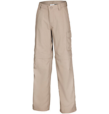 Boys' Silver Ridge™ III Convertible Trousers , front