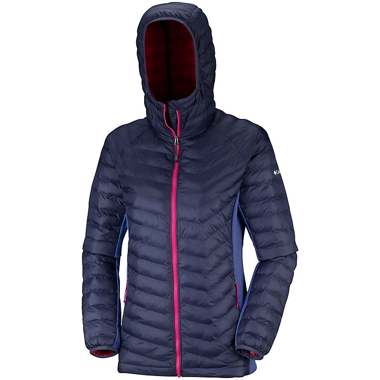 Jacket Powder Powder Women's Pass Hooded Pass Hooded Women's K1JTF3lc