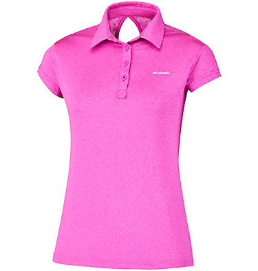 Women's Peak to Point™ Novelty Polo , front