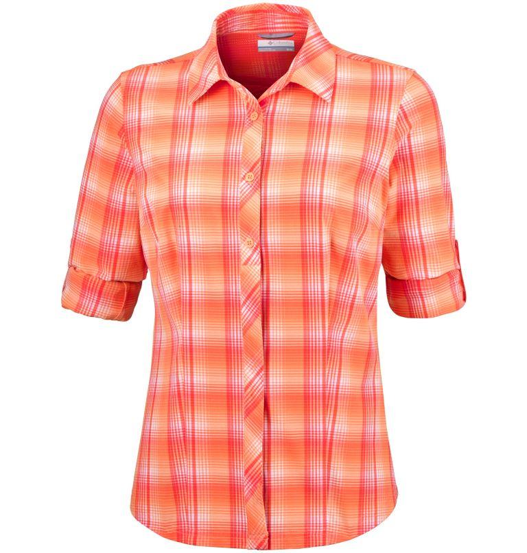Women's Saturday Trail™ Stretch Long Sleeve Plaid Shirt Women's Saturday Trail™ Stretch Long Sleeve Plaid Shirt, a1