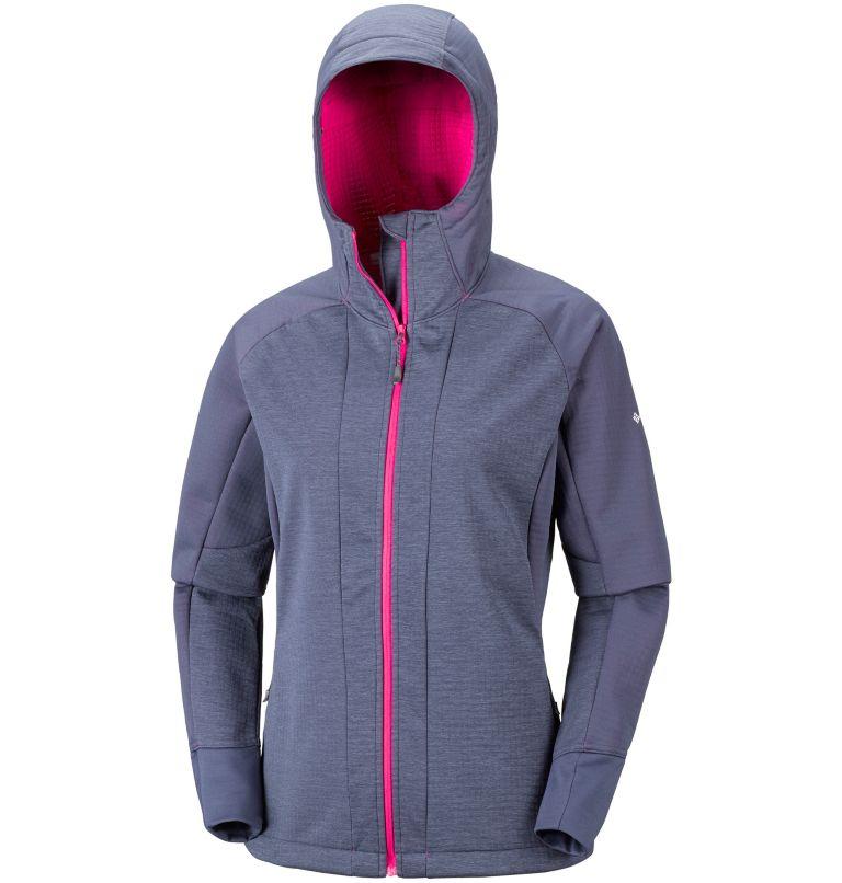 Women's Steel Cliff™ Hooded Softshell Jacket Women's Steel Cliff™ Hooded Softshell Jacket, a1