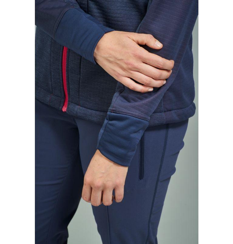 Women's Steel Cliff™ Hooded Softshell Jacket Women's Steel Cliff™ Hooded Softshell Jacket, a5