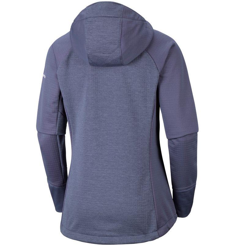 Women's Steel Cliff™ Hooded Softshell Jacket Women's Steel Cliff™ Hooded Softshell Jacket, back