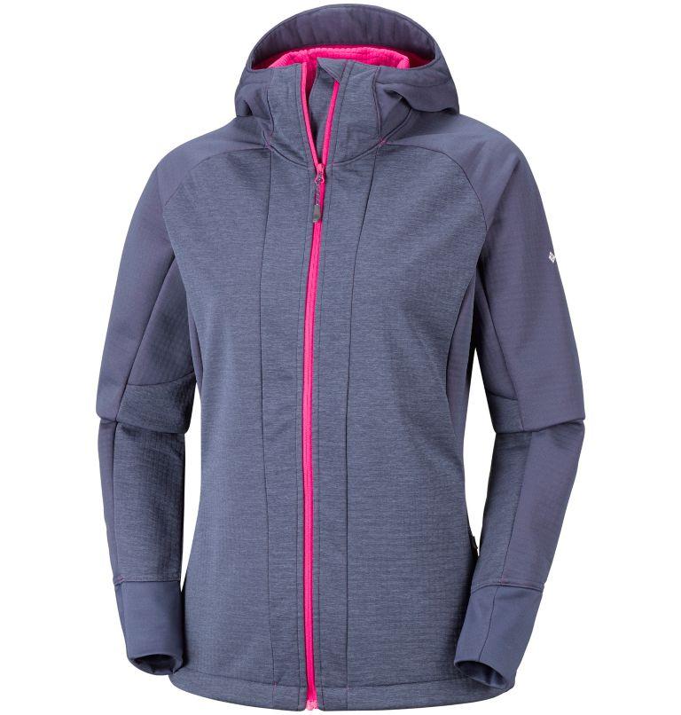 Women's Steel Cliff™ Hooded Softshell Jacket Women's Steel Cliff™ Hooded Softshell Jacket, front