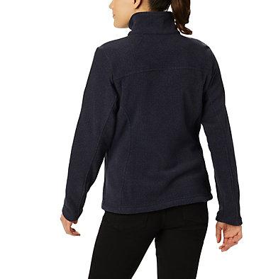 Women's Fast Trek™ Printed Fleece Jacket Fast Trek™ Printed Jkt | 015 | XS, Dark Nocturnal Dot Print, back