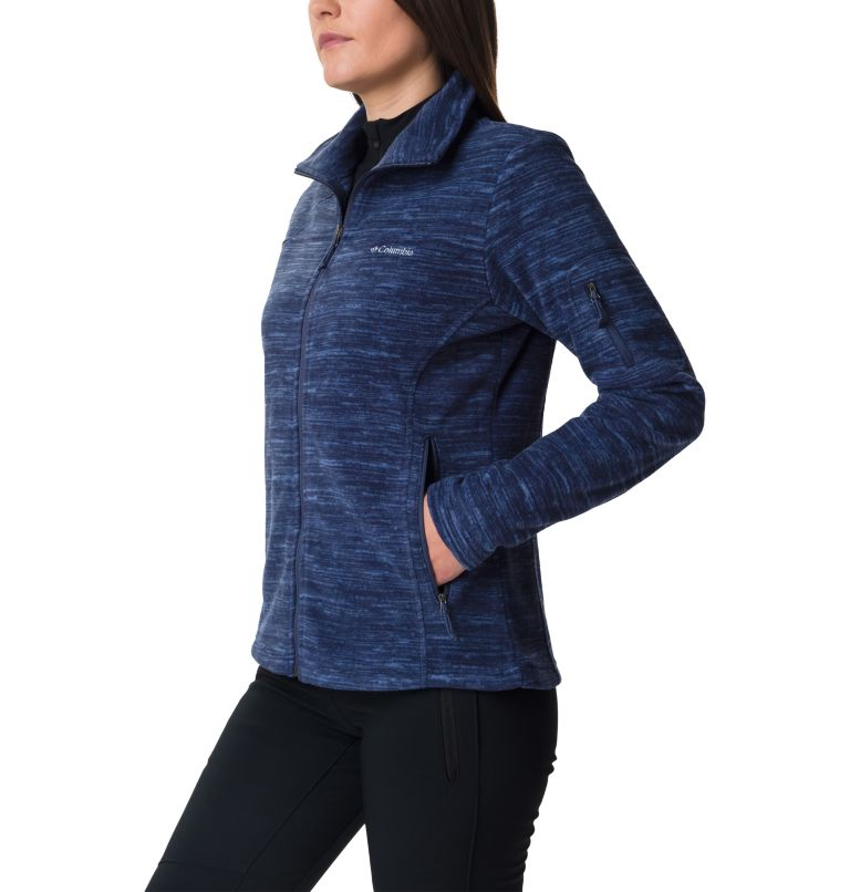 Women's Fast Trek™ Printed Fleece Jacket Women's Fast Trek™ Printed Fleece Jacket, a1