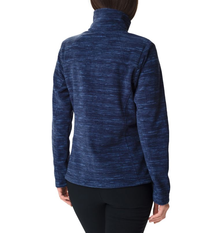 Women's Fast Trek™ Printed Fleece Jacket Women's Fast Trek™ Printed Fleece Jacket, back