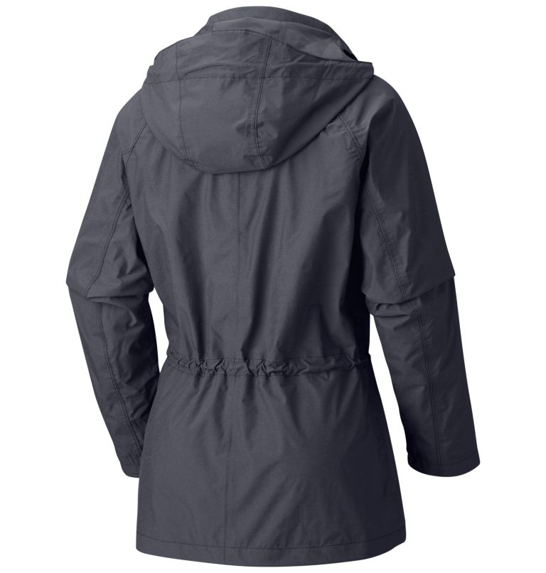 Remoteness™ Jacket | 420 | XS Chaqueta Remoteness para mujer, India Ink, back