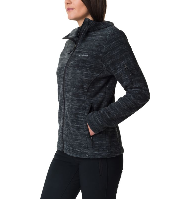 Women's Fast Trek™ Hooded Fleece Jacket Women's Fast Trek™ Hooded Fleece Jacket, a1