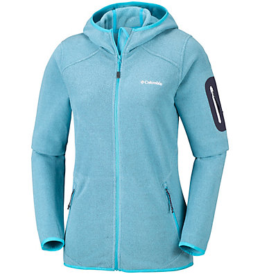 Women's Outdoor Novelty™ Hooded Fleece , front