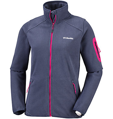 Fleece Outdoor Novelty™ da donna , front