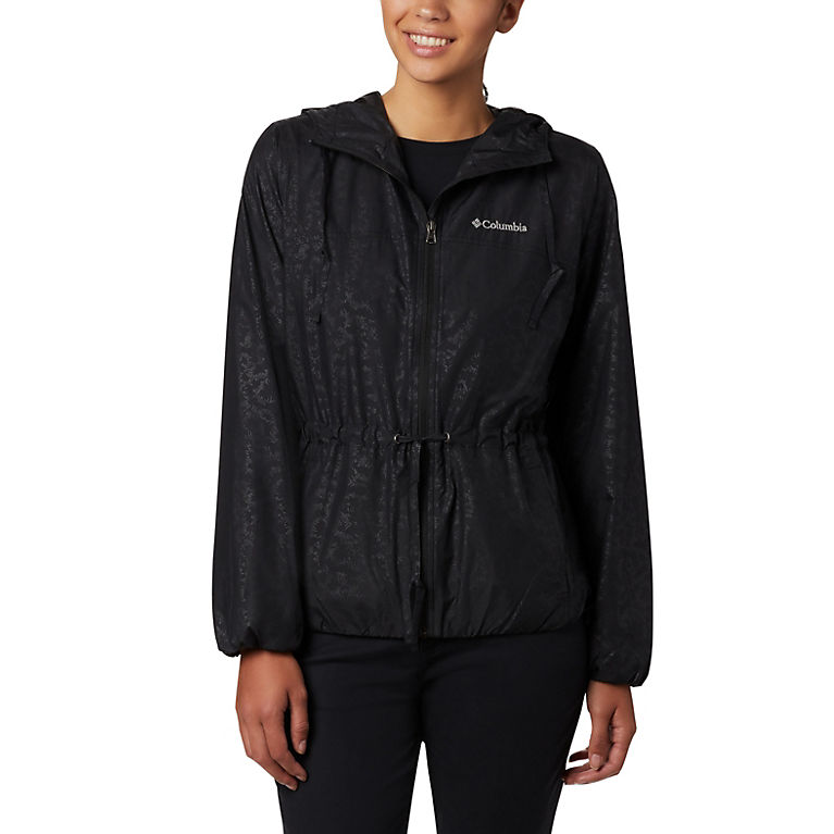 Columbia Womens Auroras Wake II Windbreaker