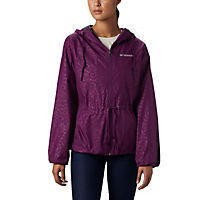 Deals on Columbia Womens Auroras Wake II Windbreaker