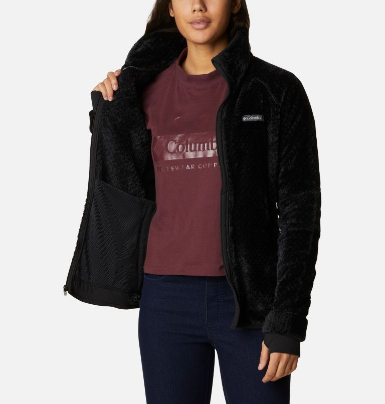 Women's Pearl Plush™ II Fleece Jacket Women's Pearl Plush™ II Fleece Jacket, a3
