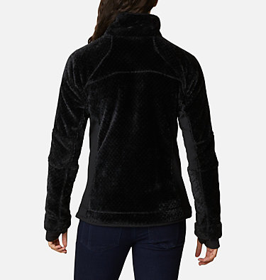 Women's Pearl Plush™ II Fleece Pearl Plush™ II Fleece | 595 | XS, Black, back