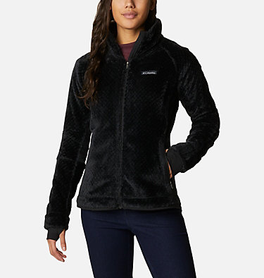Women's Pearl Plush™ II Fleece Pearl Plush™ II Fleece | 595 | XS, Black, front
