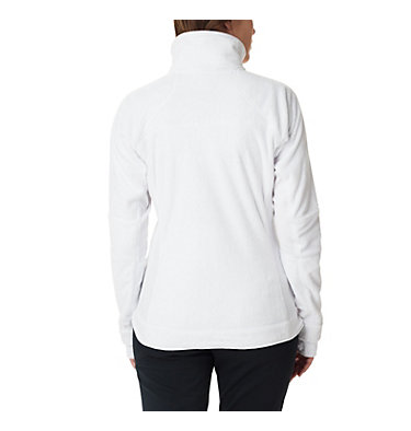 Women's Pearl Plush™ II Fleece Jacket Pearl Plush™ II Fleece | 103 | L, White, back