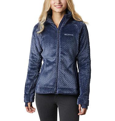 Women's Pearl Plush™ II Fleece Jacket Pearl Plush™ II Fleece | 103 | L, Nocturnal, front