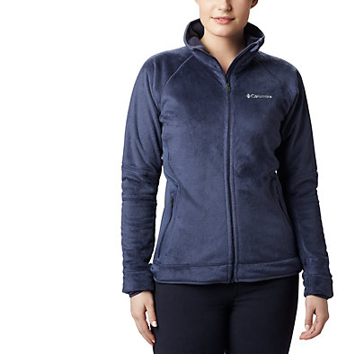 Women's Pearl Plush™ II Fleece Jacket Pearl Plush™ II Fleece | 103 | L, Nocturnal, front