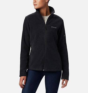 Women's Fast Trek™ II Fleece Jacket Fast Trek™ II Jacket | 370 | XS, Black, front