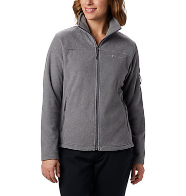 Chaqueta Fast Trek™ II para mujer Fast Trek™ II Jacket | 370 | XS, City Grey Heather, front